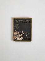 Carte Parfumée Ancienne Piver - Non Ref. Mini Almanach 1923 - Vintage (until 1960)