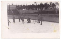 KLADNO ZIMNI STADION REPUBLIQUE TCHEQUE EISSTADION HOCKEY SUR GLACE ICE HOCKEY PATINOIRE - Wintersport