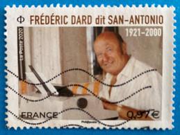 France 2020  : Frédéric Dard Dit San Antonio N° 5405 Oblitéré - Gebruikt
