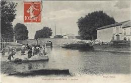 34  Villeneuve    Les Beziers  - Le Port - Peniche - Other Municipalities
