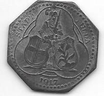 *notgeld Fulda 10 Pfennig 1917  Zn    146.1a - Other
