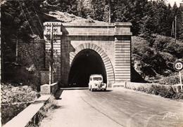 Entrée Du Tunnel Du Lioran - Sin Clasificación