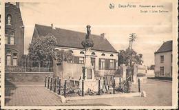 Belgique  Deux Acren Monument Aux Morts - Autres
