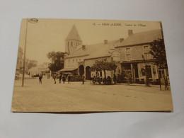 Han Sur Lesse : Centre Du Village - Rochefort