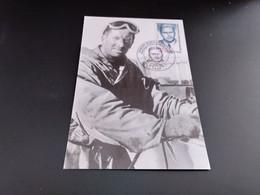 CPA.T.A.A.F. Dumont D'Urville.  Charles Gaston Rouillon. (050) - TAAF : Territorios Australes Franceses