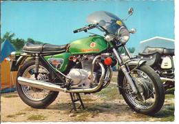 MOTO - BENELLI 650 TORNADO - 2 Cil. - 190 Kmh - Motorbikes