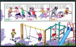 New Zealand  2018. Children's Health - Being Active. MNH - Unused Stamps