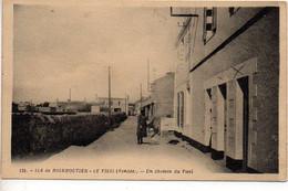 Noirmoutiers : Le Vieil - Un Chemin Du Vieil - Noirmoutier