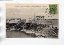 CONSULAT D ALLEMAGNE ET CERCLE INTERNATIONAL A HALEPA  LA CANEE - Greece