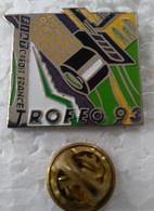 Pin's - Automobiles - F1 - FIAT - CREDIT FRANCE - TROFEO 93 - - F1