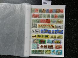British Honduras : Small Collection - Verzamelingen (in Albums)