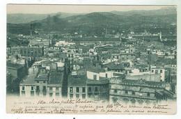 REUS - Panorama Desde La Torre  - Bon état - Vari