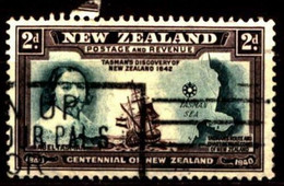 New Zealand 1940 Mi 256 Centennial - Used Stamps