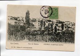 LA CANEE VUE  DE HALEPA - Greece