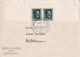 ALLEMAGNE 1937 LETTRE DE MÜNCHEN - Briefe U. Dokumente
