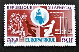 EUROPAFRIQUE 1964 - NEUF ** - YT PA 42 - MI 287 - Senegal (1960-...)