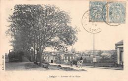 L'AIGLE - LAIGLE - Avenue De La Gare - L'Aigle
