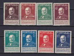 PORTUGAL 1940, Mi# 622-629, CV €100, Personalities, MNH - Unused Stamps