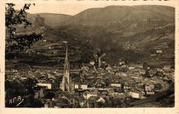N°84231 -cpa Saint Affrique -vue Générale- - Saint Affrique