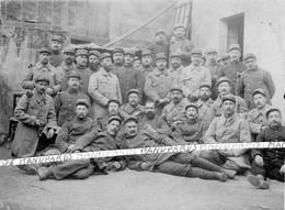 1914 - 1915 / CARTE PHOTO / 289e RI ( SENS ) / 289e REGIMENT D'INFANTERIE / 1914 - 1918 / POILUS - Oorlog, Militair