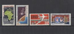 Mauretanien Lot Aus 1966 ** - Postfrisch - Mauritania (1960-...)