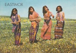 East Timor ** & Postal, Timor Leste, Costumes (96) - East Timor