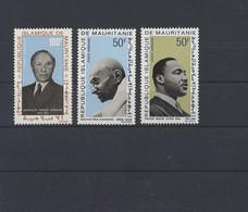 Mauretanien 1968 MiNr. 333 # 350/1 ** - Politiker - Postfrisch - Mauritania (1960-...)