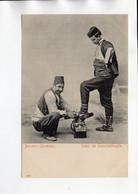 CONSTANTINOPLE  DECROTEUR - Turquia