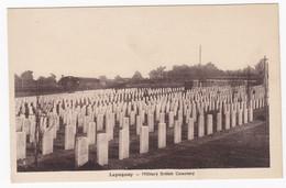 France Post Card Lapugnoy Département Pas-de-Calais  Military British Cemetery WW I Not Used Ca. 1930 - Otros Municipios