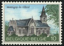 België 2140P5b - Montigny-le-Tilleul - Gele Gom - Gomme Jaune - Andere