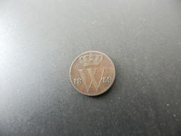 Netherlands 1/2 Cent 1859 - 1849-1890 : Willem III