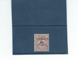 WALLIS ET FUTUNA   N° 2  *      Val : 0.25 € - Unused Stamps