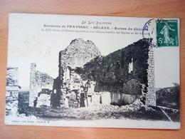 Bélaye, Ruines Du Chateau (10639) - Altri Comuni