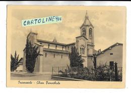 Emilia Romagna-parma-traversetolo Chiesa Parrocchiale Differente Veduta Anni 40 - Altre Città