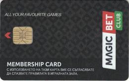 BULGARIA KEY CASINO    Magic Bet - Casino Cards