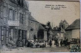 CABARET DE «La Marmite»- Maison Clôt,rue De L'Eglise LE CROTOY - Le Crotoy