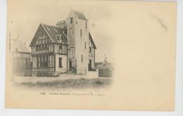 HERMANVILLE SUR MER - Chalet Fayelle (carte Précurseur ) - Sonstige Gemeinden