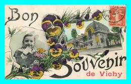 A836 / 203 03 - VICHY Bon Souvenir - Vichy