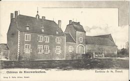 Château Nieuwerkerken - Environs De St. Trond - Sint-Truiden