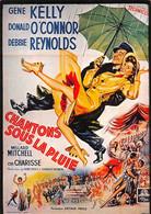 Gene Kelly Debbie Reynolds Cyd Charisse Chantons Sous La Pluie E 37 Nugeron Parapluie - Actores