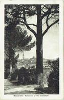Macerata. Panorama E Villa Canestrari. - Macerata