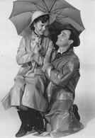 Gene Kelly Debbie Reynolds Chantons Sous La Pluie Parapluie - Actores