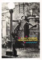 Gene Kelly Chantons Sous La Pluie Parapluie - Actores