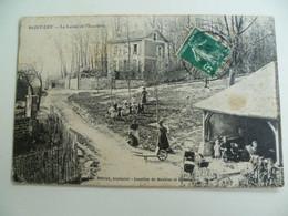 CPA / Carte Postale Ancienne / SAINT-LEU Le Lavoir De L'Eauriette - Saint Leu La Foret