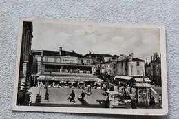 Cpsm 1954, Saint Dizier, La Place, Haute Marne 52 - Saint Dizier