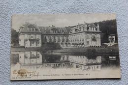 Cpa 1903, Le Château De Jeand'heurs, Environs De Saint Dizier, Haute Marne 52 - Other Municipalities