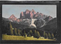 AK 0726  Dürrenstein Von Alt-Prags - Verlag Amonn Um 1909 - Bolzano (Bozen)