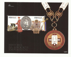 Portugal 2003 - History Of Advocacy S/S MNH - Unused Stamps