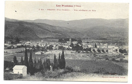 66  PRADES Vue Générale Du Sud - Prades