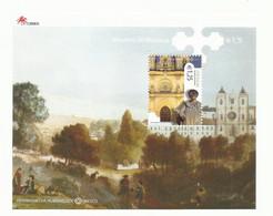 Portugal 2002 - Alcobaça Monastery, World Heritage UNESCO S/S MNH - Unused Stamps